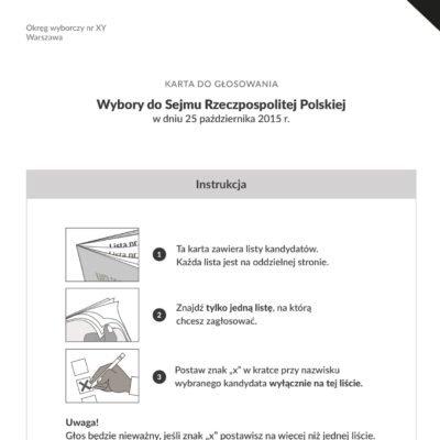 Projekt instrukcji (broszura) - Fundacja Batorego
